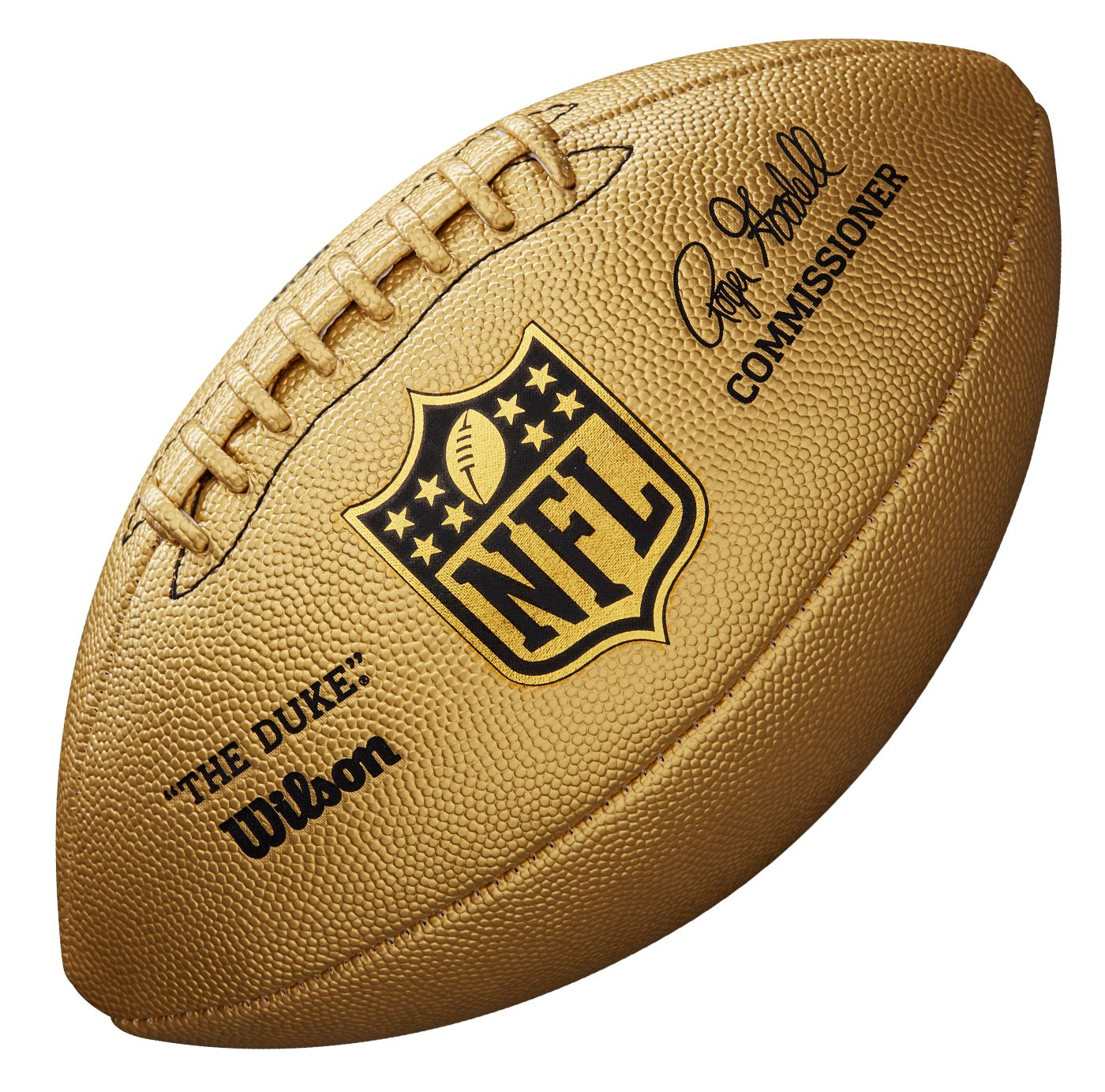 Wilson NFL Pro Replica Metallic Football