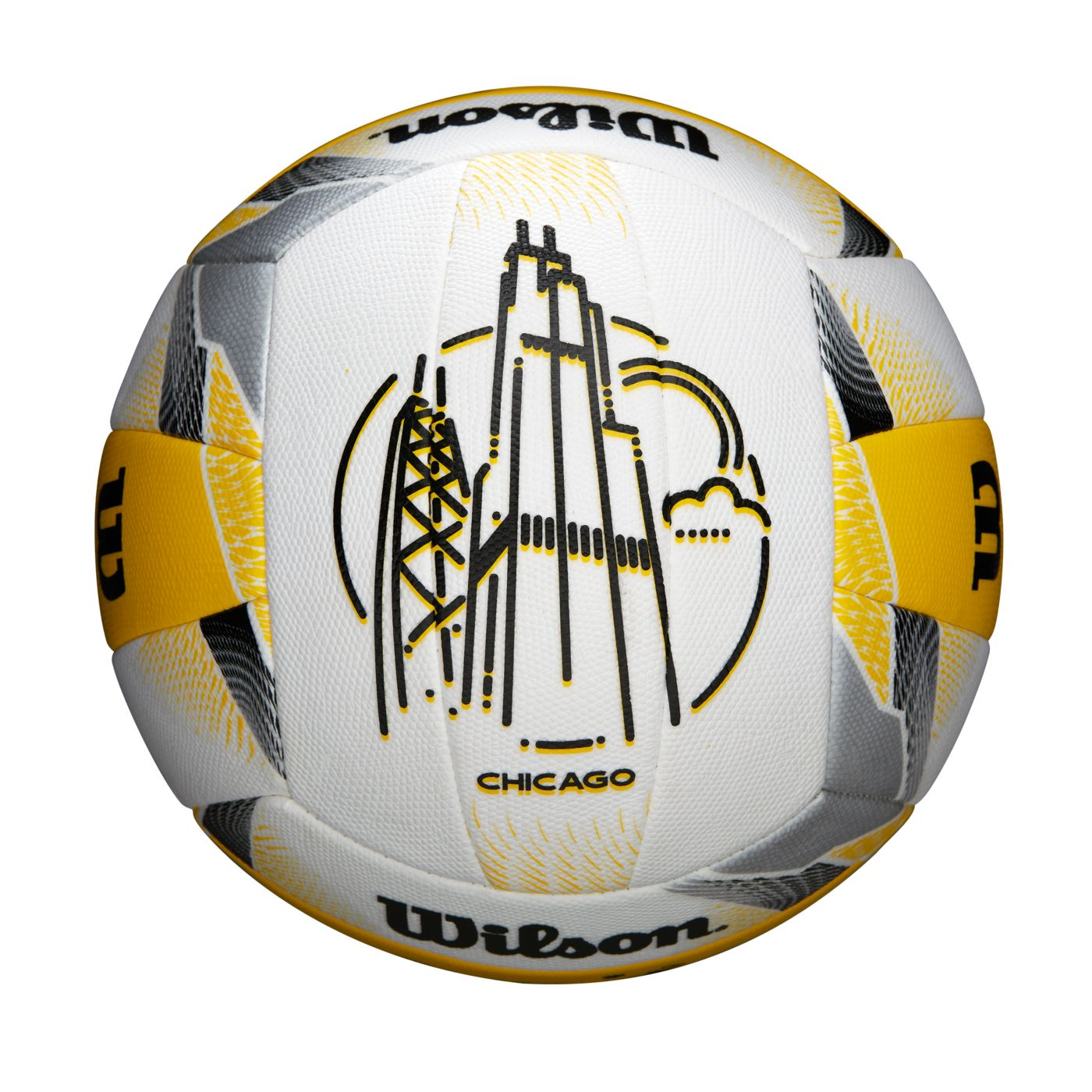 Wilson AVP Replica City Chicago Outdoor Volleyball