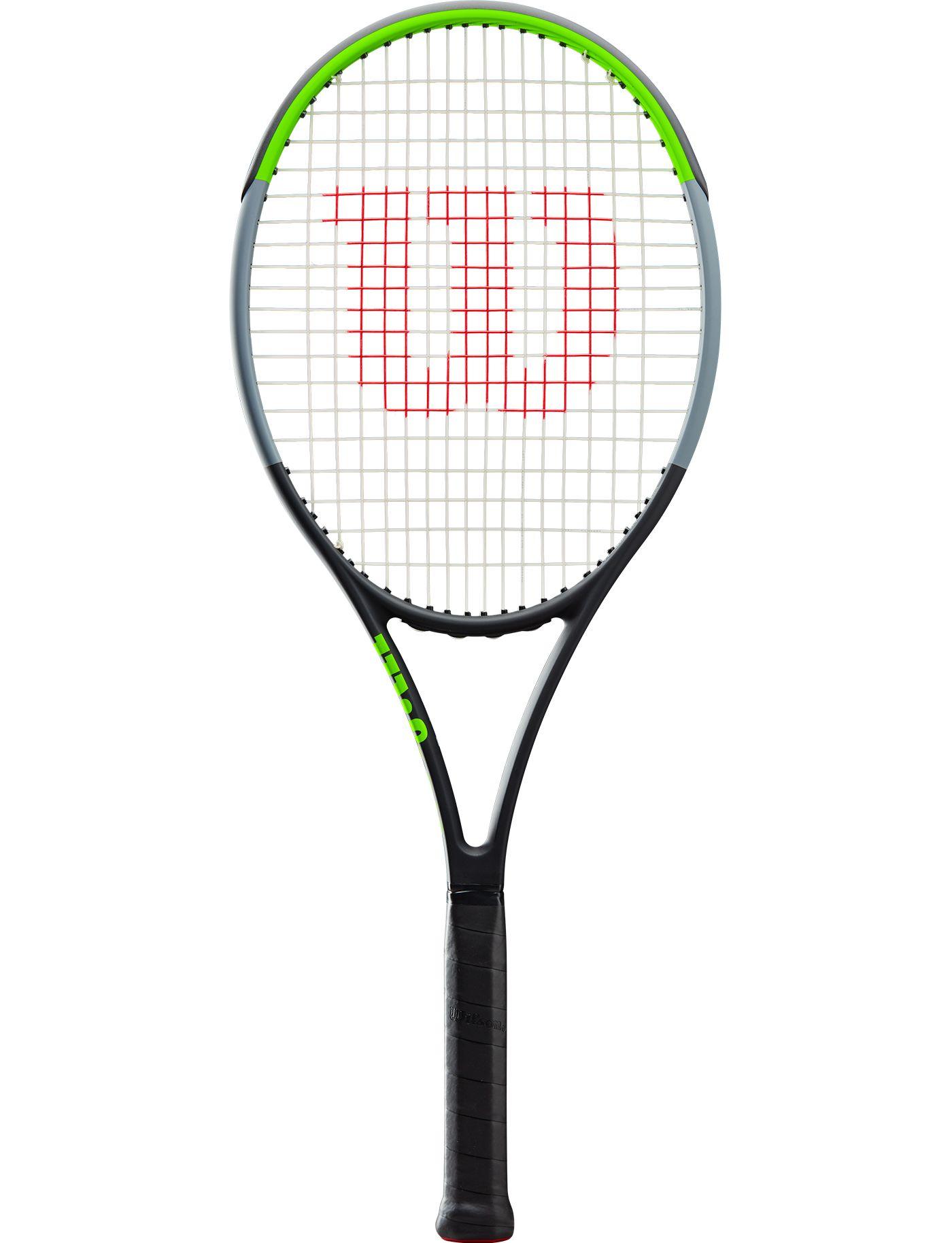Wilson Blade 104 V7 Tennis Racquet - Unstrung