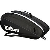 Wilson Federer Team 2018 6 Pack Tennis Backpack