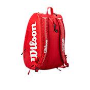 Wilson Super Tour Paddlepak Pickleball Backpack
