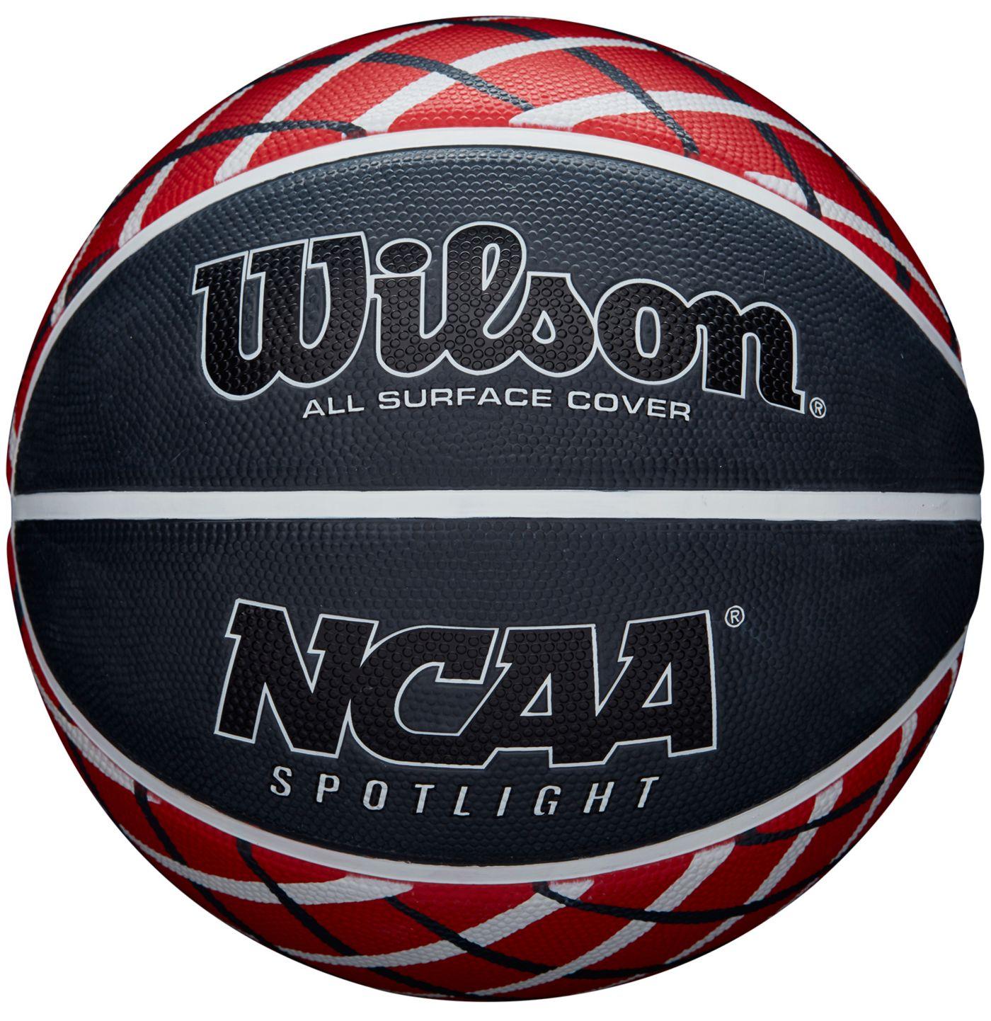 "Wilson Youth NCAA Spotlight Basketball 27.5"""