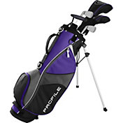 "Wilson Kids' Profile JGI 8-Piece Complete Set (Height 50"" - 56"")"