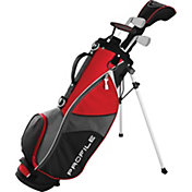"Wilson Kids' Profile JGI 6-Piece Complete Set (Height 40"" - 50"")"