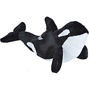 Wild Republic Cuddlekin Orca Stuffed Animal
