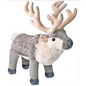 Wild Republic Cuddlekin Reindeer Stuffed Animal