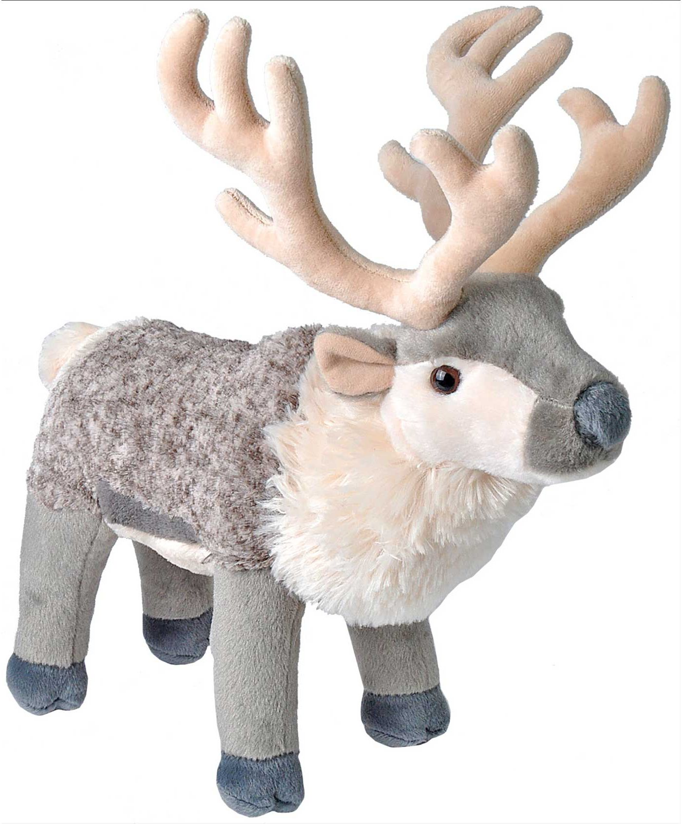 Wild Republic Cuddlekin Reindeer Stuffed Animal