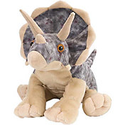 Wild Republic Triceratops Stuffed Animal