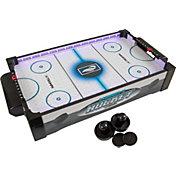 "Triumph 20"" LED Light-Up Tabletop Air Hockey Table"