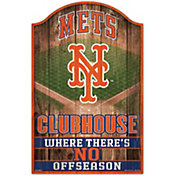 "Wincraft New York Mets 11"" x 17"" Sign"