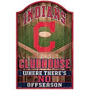 "Wincraft Cleveland Indians 11"" x 17"" Sign"