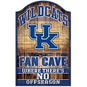 """Wincraft Kentucky Wildcats 11"""" x 17"""" Sign"""
