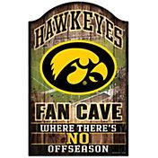 """Wincraft Iowa Hawkeyes 11"""" x 17"""" Sign"""
