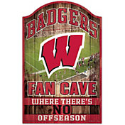 """Wincraft Wisconsin Badgers 11"""" x 17"""" Sign"""
