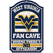 "Wincraft West Virginia Mountaineers 11"" x 17"" Sign"