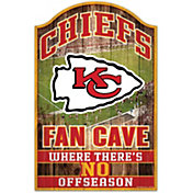 "Wincraft Kansas City Chiefs 11"" x 17"" Sign"