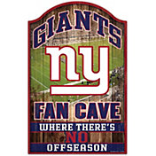 """Wincraft New York Giants 11"""" x 17"""" Sign"""