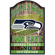"""Wincraft Seattle Seahawks 11"""" x 17"""" Sign"""