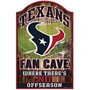 "Wincraft Houston Texans 11"" x 17"" Sign"
