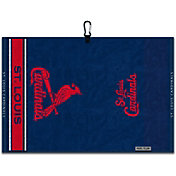 Team Effort St. Louis Cardinals Embroidered Face-Club Golf Towel