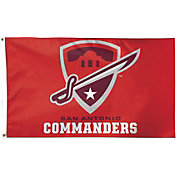 Wincraft Alliance of American Football San Antonio Commanders One-Sided 3' x 5' Flag