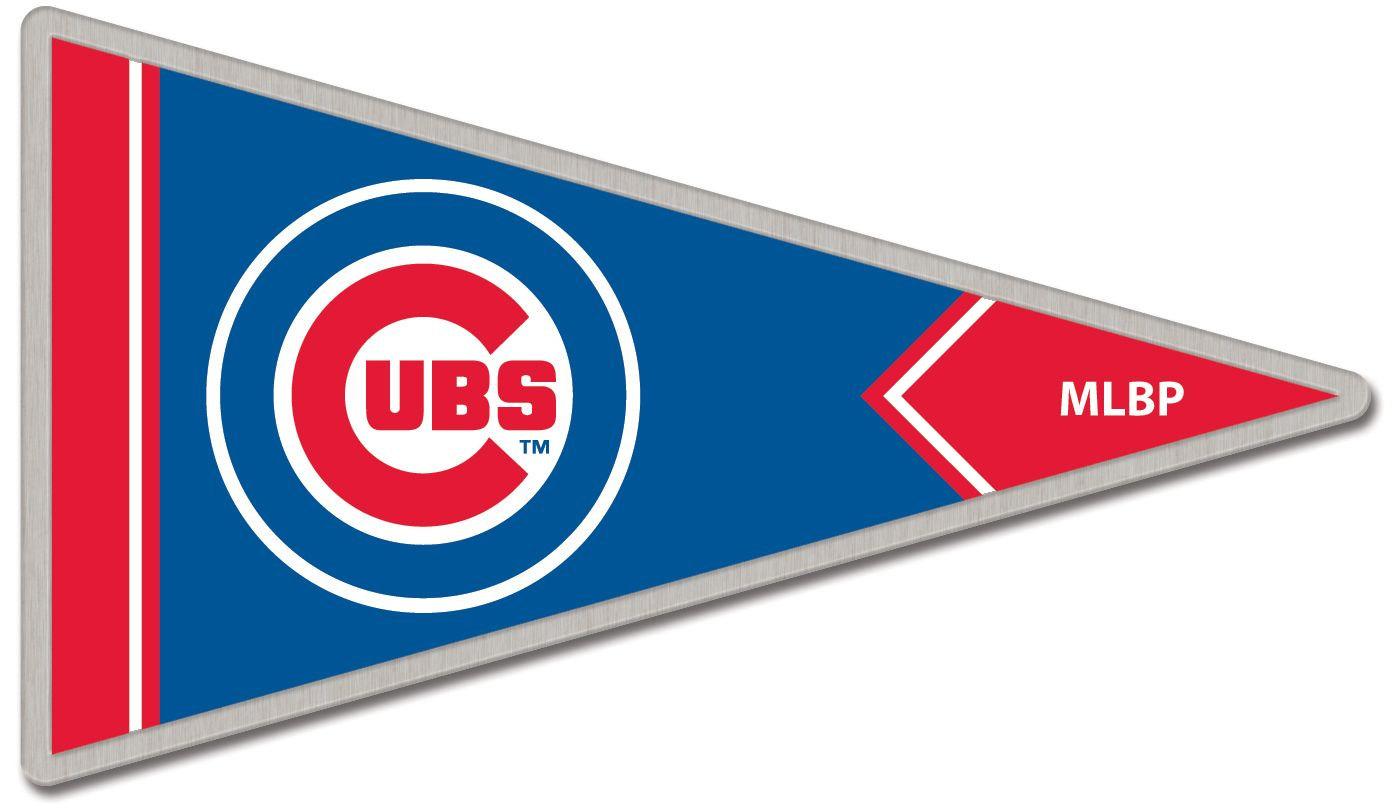WinCraft 2019 Little League Classic Chicago Cubs Pennant Pin