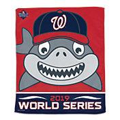 WinCraft Washington Nationals Baby Shark Rally Towel