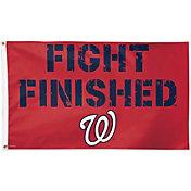 Wincraft Washington Nationals Fight Finished 3' X 5' Flag