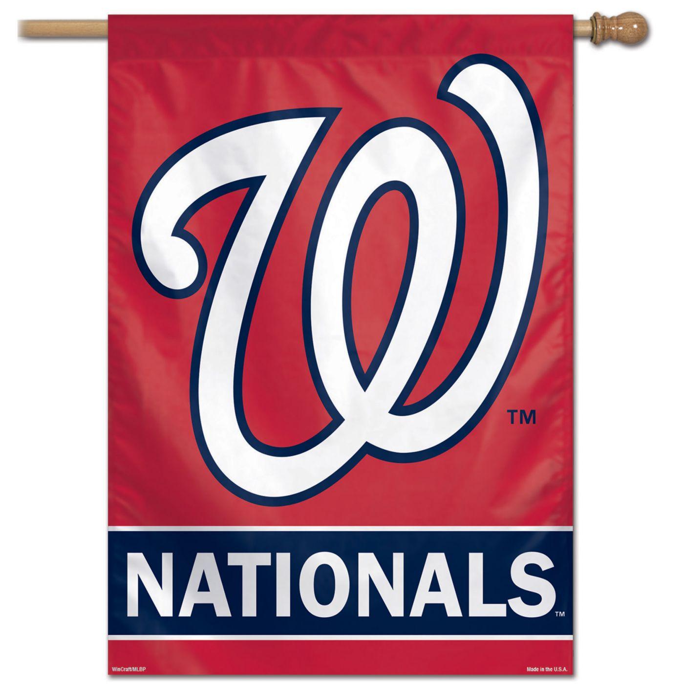 Wincraft Washington Nationals House Flag