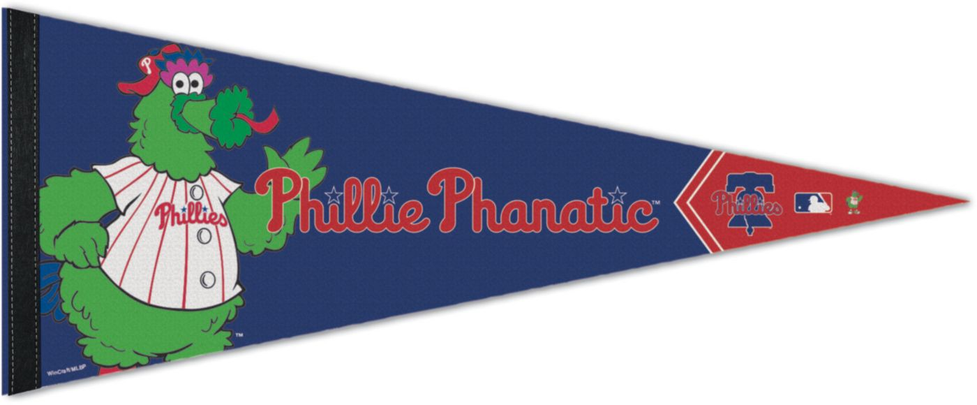 WinCraft Philadelphia Phillies Phanatic Pennant