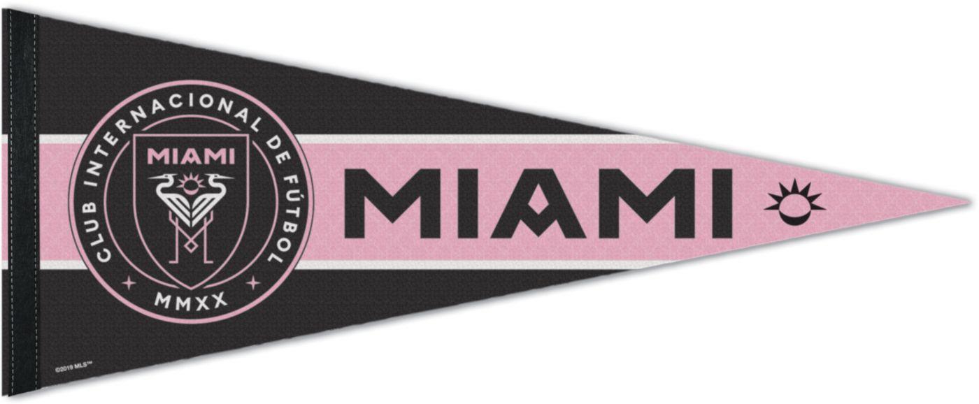 WinCraft Miami CF Pennant