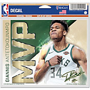 WinCraft Milwaukee Bucks Giannis Antetokounmpo 2019 NBA MVP Decal