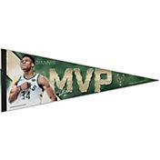 WinCraft Milwaukee Bucks Giannis Antetokounmpo 2019 NBA MVP Pennant