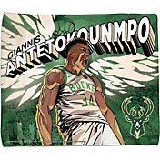 "WinCraft Milwaukee Bucks ""Greek Freak"" Rally Towel"