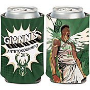 "WinCraft Milwaukee Bucks ""Greek Freak"" Can Cooler"