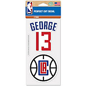 WinCraft Los Angeles Clippers Paul George 2 Pk. Decal