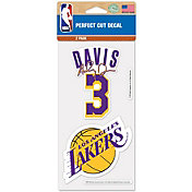 WinCraft Los Angeles Lakers Anthony Davis 2 Pk. Decal