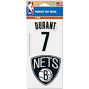 WinCraft Brooklyn Nets Kevin Durant 2 Pk. Decal