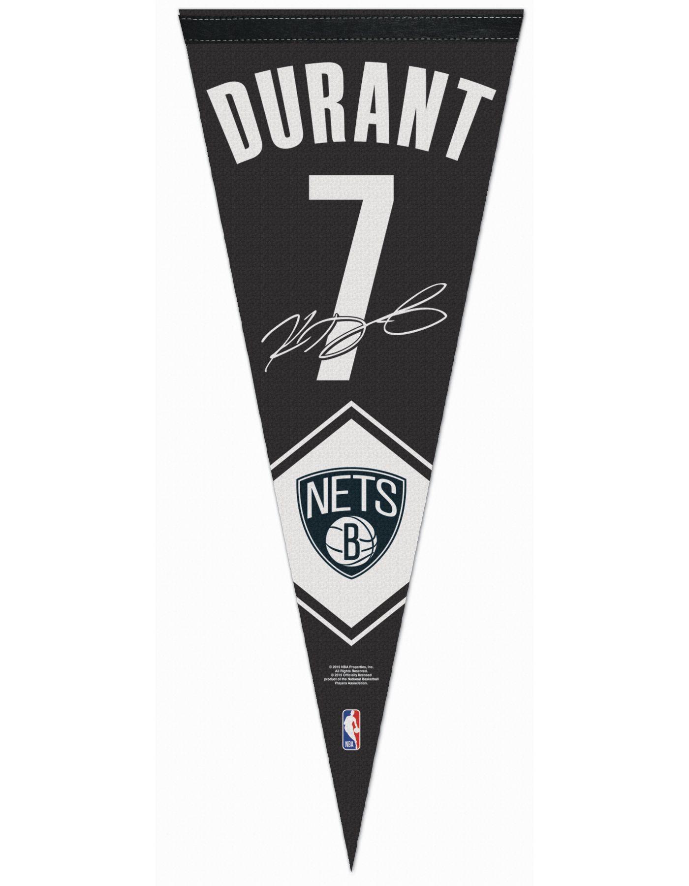WinCraft Brooklyn Nets Kevin Durant Pennant