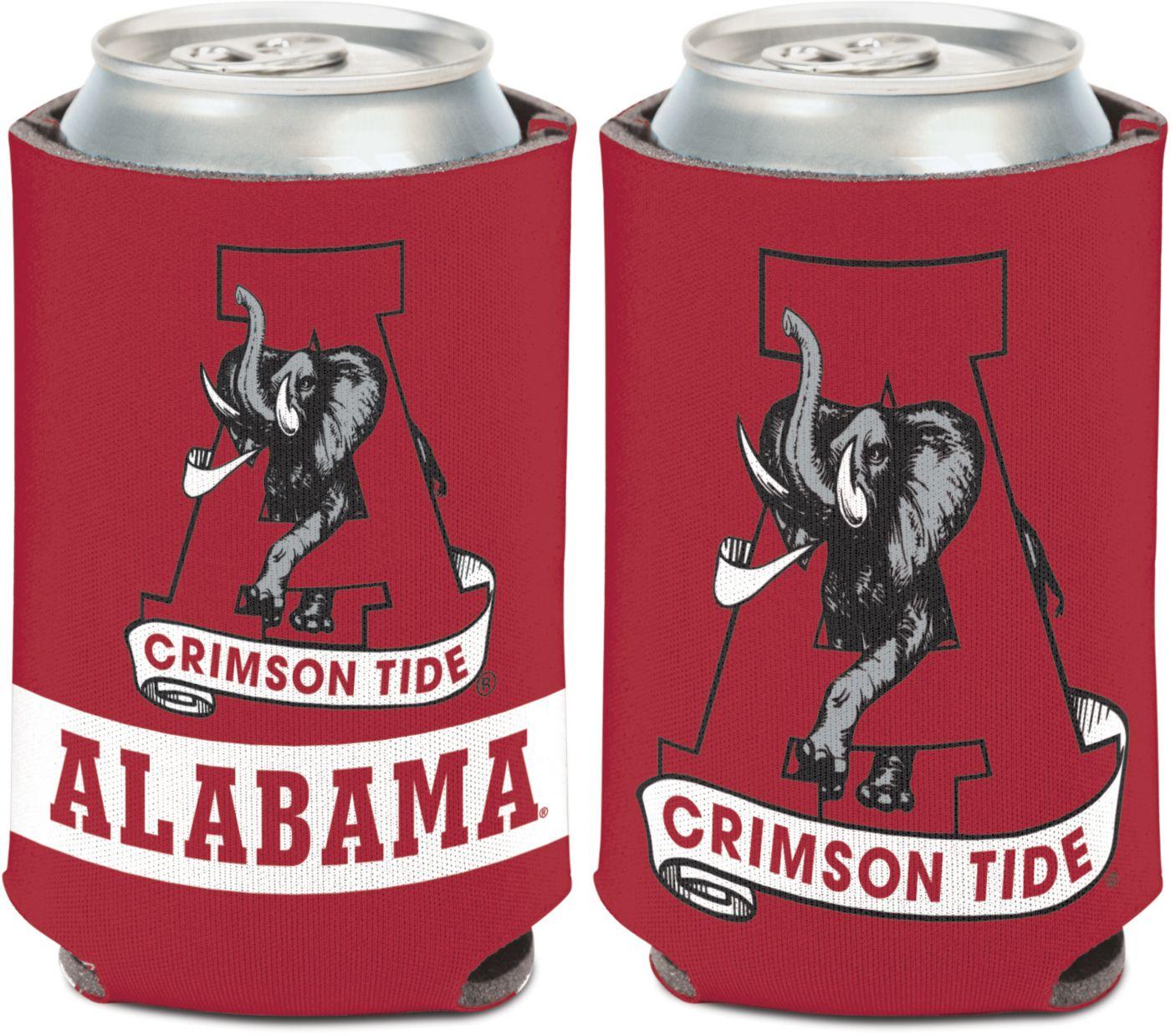 WinCraft Alabama Crimson Tide Vault Can Cooler