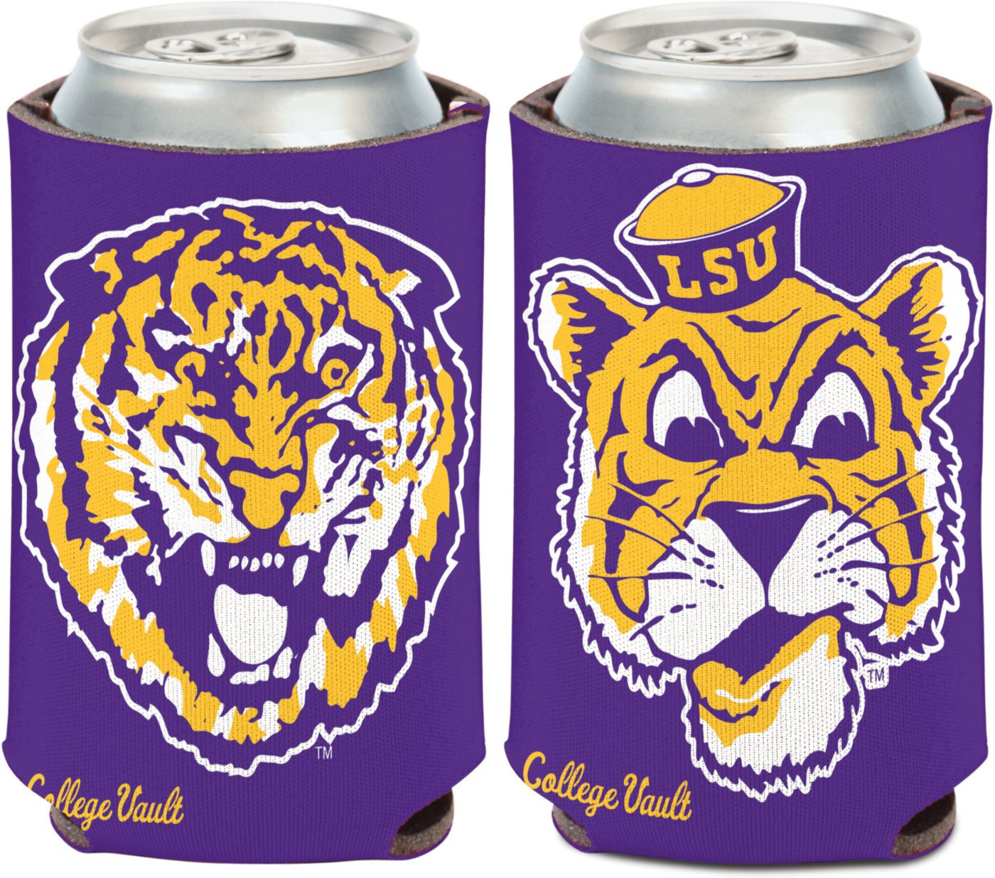 WinCraft LSU Tigers Vault Can Cooler
