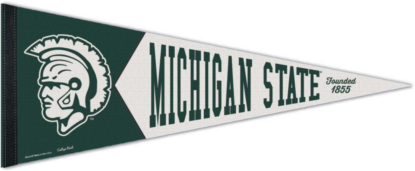 WinCraft Michigan State Spartans Vault Pennant