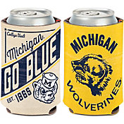WinCraft Michigan Wolverines Vault Can Cooler