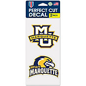 WinCraft Marquette Golden Eagles Decal