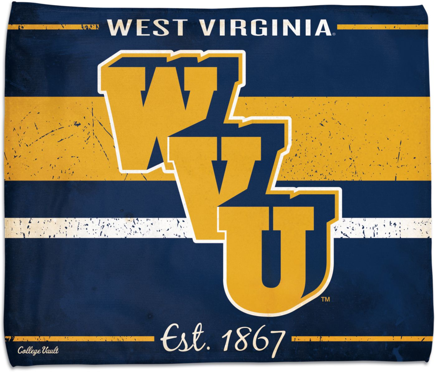 WinCraft West Virginia Mountaineers Rally Towel