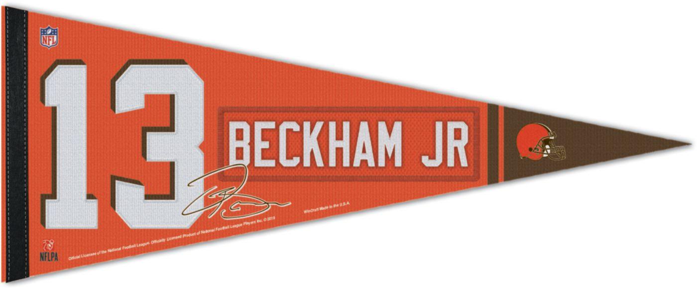 Wincraft Cleveland Browns Odell Beckham Jr. Pennant