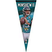 WinCraft Jacksonville Jaguars Gardner Minshew Pennant