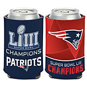 WinCraft Super Bowl LIII Champions New England Patriots Can Cooler
