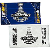 WinCraft 2019 NHL Stanley Cup Champions St. Louis Blues On Ice Towel