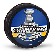 WinCraft 2019 NHL Stanley Cup Champions St. Louis Blues Hockey Puck